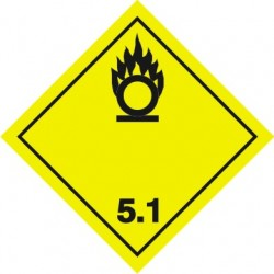 5 klasė -  Oksiduojančios medžiagos