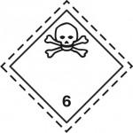 6 klasė -  Toksiškos medžiagos