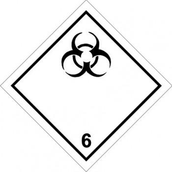 6 klasė -  Infekcinės medžiagos
