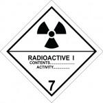 7 klasė -  Radioaktyvioji medžiaga