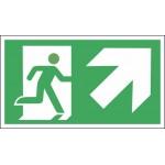 Išėjimas viršun į dešinę