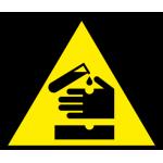 Atsargiai! Ėdžios medžiagos