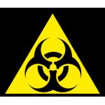Atsargiai! Biologinis pavojus